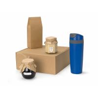 Подарочный набор Tea Cup Superior Honey, синий