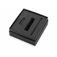 Коробка подарочная Smooth M для зарядного устройства, ручки и флешки