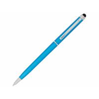 Ручка пластиковая шариковая Valeria, ярко-синий