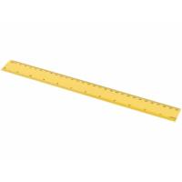 Линейка Ruly 30 см, желтый