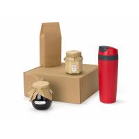 Подарочный набор Tea Cup Superior Honey, красный