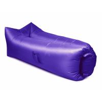 Надувной диван БИВАН 2.0, фиолетовый