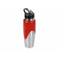 Бутылка спортивная Олимпик 800мл, красный (Р)