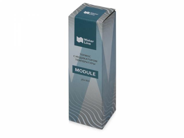 Термос «Module» с индикатором температуры