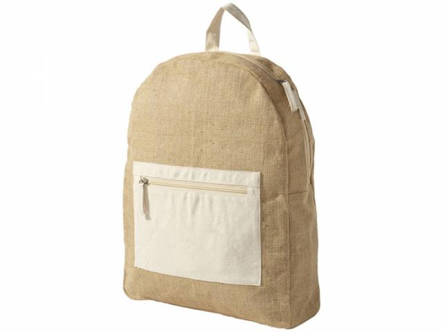 Рюкзак из джута