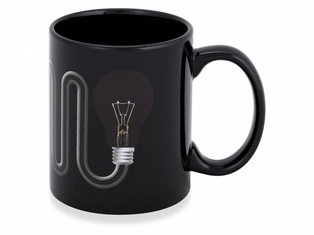 Кружка «Лампочка»