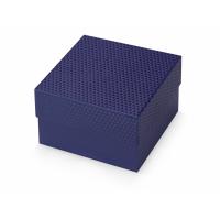 Коробка подарочная Gem S, синий