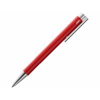 Ручка пластиковая шариковая «logo M+»
