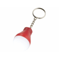 Брелок-фонарик Aquila, красный