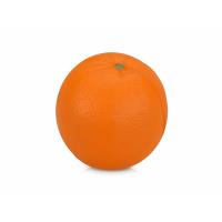 Антистресс Апельсин, оранжевый