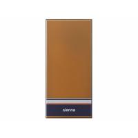 Внешний аккумулятор Rombica NEO ARIA WIRELESS SIENNA, коричневый