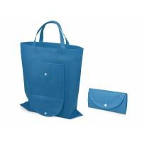 Складная сумка Maple из нетканого материала, синий