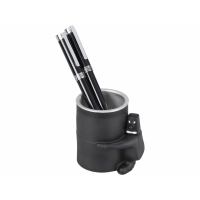 Набор: блекмэн Джей, ручка шариковая, автоматический карандаш, черный