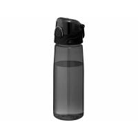 Бутылка спортивная Capri, черный