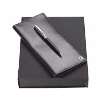 Набор: трэвел-портмоне, ручка шариковая