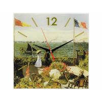 Часы настенные «Моне. Сад в Сент-Андрес»