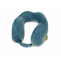 Подушка набивная Travel Blue Tranquility Pillow в чехле на кнопке, синий