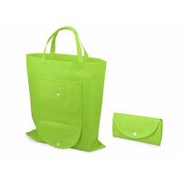 Складная сумка Maple из нетканого материала, лайм