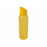 Бутылка для воды Plain 630 мл, желтый