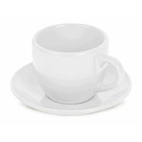 Чайная пара Melissa керамическая, белый