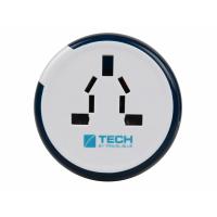 Адаптер с 2-мя USB-портами Twist & Slide