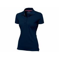 Рубашка поло Advantage женская, темно-синий