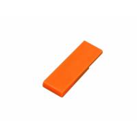 USB 2.0- флешка промо на 8 Гб в виде скрепки
