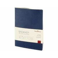 Бизнес - блокнот А4 (210 х 297 мм) Conceptual Office 60 л., синий