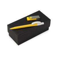 Подарочный набор «Uma Memory» с ручкой и флешкой