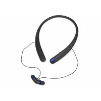 Беспроводные наушники с микрофоном Soundway, черный/синий