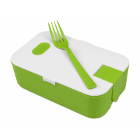 Ланч-бокс Neo, зеленое яблоко
