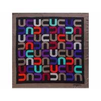 Платок «Monogramma»