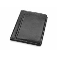 Папка для документов Jacques cо встроенным зарядным устройством, черный