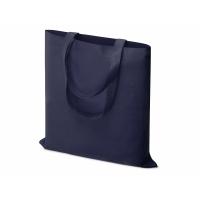 Небольшая нетканая сумка Zeus для конференций, синий