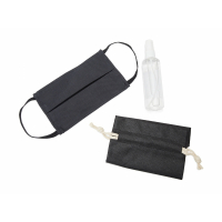 Набор средств индивидуальной защитыв подарочном мешочке «Protect»