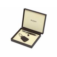 Подарочный набор «Millau»: ручка щариковая, брелок