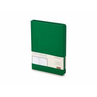 Ежедневник А5 недатированный Citizen, темно-зеленый