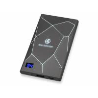 Портативное зарядное устройство XOOPAR GEO SLIM, мокрый асфальт