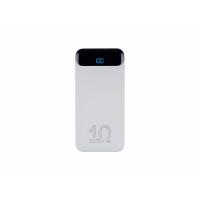 Внешний аккумулятор с дисплеем, 10000 mAh