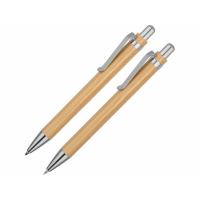 Набор Bamboo шариковая ручка и механический карандаш
