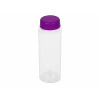 Бутылка для воды Candy, PET, фиолетовый