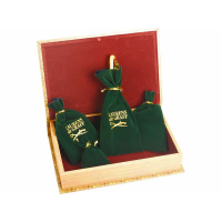 Набор «Фрегат»: портмоне, часы карманные на подставке, нож для бумаг