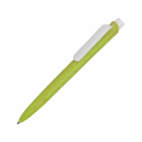 Ручка шариковая ECO W, зеленое яблоко