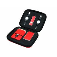 Подарочный набор USB-SET: USB мышь, USB хаб, USB 3.0- флешка на 64 Гб