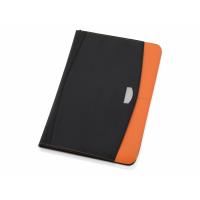 Папка для документов Gabin, черный/оранжевый