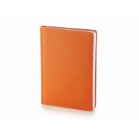 Ежедневник А5 датированный Leader 2020, оранжевый