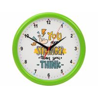 Часы настенные разборные Idea, салатовый