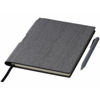 Блокнот Bardi A5, серый