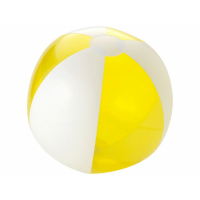 Пляжный мяч Bondi, желтый/белый