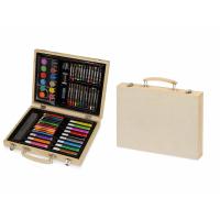 Набор для рисования в чемодане
